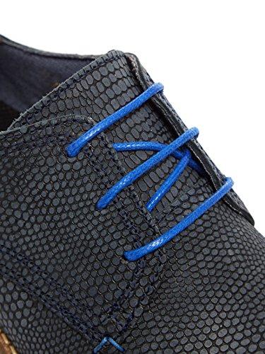 BULLBOXER - Náuticos de Cuero para hombre azul azul Azul