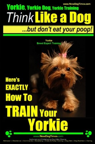 Yorkie Training Guide