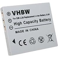 vhbw Li-Ion batteri 550 mAh (3,6 V) passar för Wireless Headset hörlurar Bang & Olufsen BeoPlay H7, H8, H9