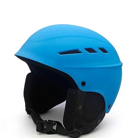 Casco De Esquí - Ventilación Ajustable, Compatible con Gafas ...
