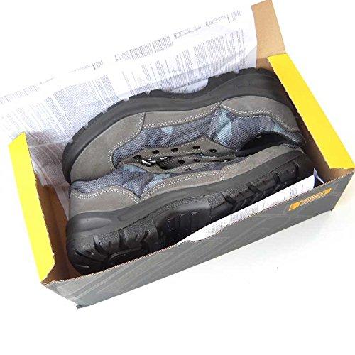 Zapatos Botas de seguridad trabajo Seguridad construcción mecánico fábrica, camuflaje: Amazon.es: Deportes y aire libre