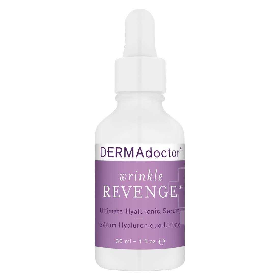 DERMAdoctor Wrinkle Revenge Ultimate Hyaluronic Serum, 1 oz