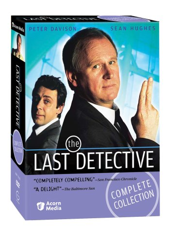 THE LAST DETECTIVE: COMPLETE COLLECTION