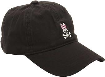 Psycho Bunny Mens Sunbleached Cap 36d19c06ee08