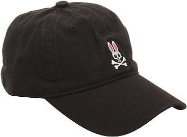 Psycho Bunny Mens Sunbleached Cap