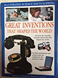 img - for Great Inventions That Shaped the World book / textbook / text book