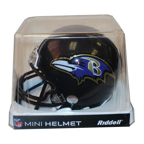 NFL Replica Mini Helmet - Ravens by Riddell