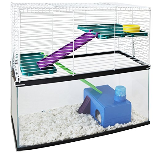 Hamster Gerbil Mouse Cage - Kaytee My First Home Tank Topper