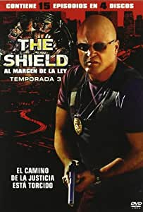 The Shield 3ª Temporada [DVD]