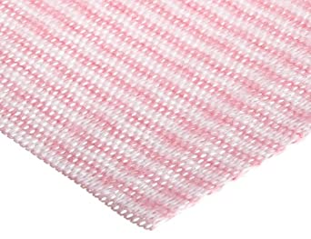 Chicopee CHI 8311 24-Inch Length by 11.5-Inch Width Rayon Wet Wipe Pink Stripe (Case of 200)