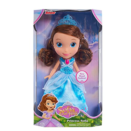 Sofia The First Just Play Royal Crystal Dress Doll -