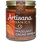 Artisana, Hazelnut Cacao Spread, 8 oz (227 g) Artisana, Hazelnut Cacao Spread, 8 oz (227 g) - 2pcs