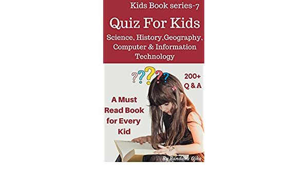 Amazon com: Quiz Book For Kids: Science, History, Geography, Biology