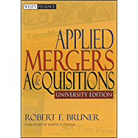 Applied Mergers and Acquisitions (Wiley Finance Book 807)
