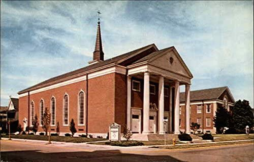 University Presbyterian Church All Student West Lafayette Indiana In Original Vintage Postcard At Amazon S Entertainment Collectibles Store