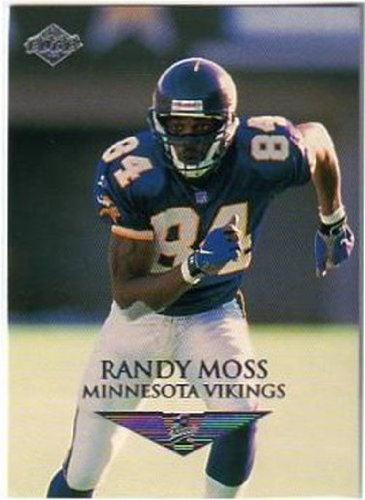 (1999 Collector's Edge First Place #85 Randy Moss NM-MT Vikings )