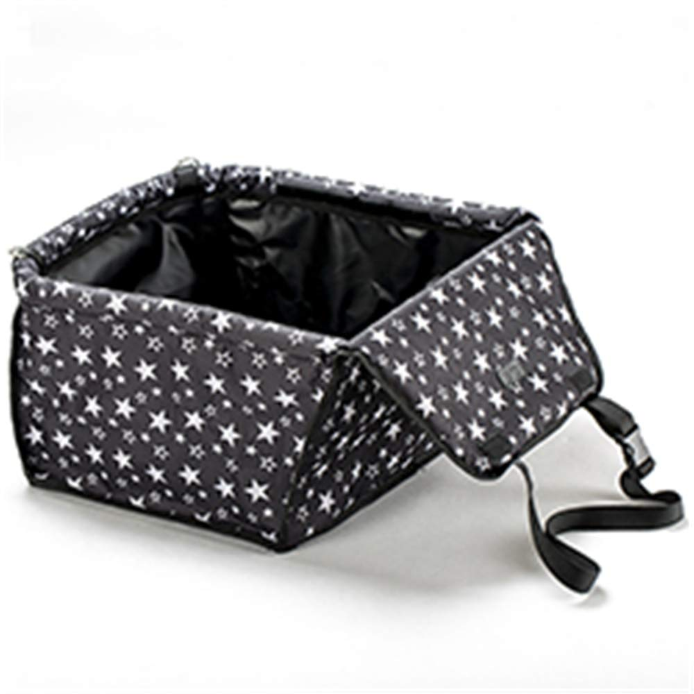 QZQWANA Waterproof Dog Bag Pet Car carrier Dog Car Booster Seat Cover Carrying Bags for Small Dogs Outdoor Travel Pet Carrier