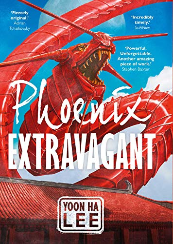 Book Cover: Phoenix Extravagant