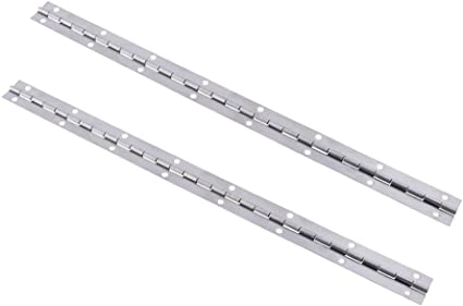 Thick 304 Stainless Steel Continuous//Piano Hinge Strap for Marine//Yacht Door