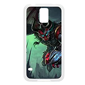 Galio-005 League of Legends LoL For Case Iphone 6 4.7inch Cover - Plastic White