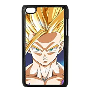 Japanese Cartoon Dragon Ball Z Hard Plastic Back Case Cover Skin for IPod Touch 4