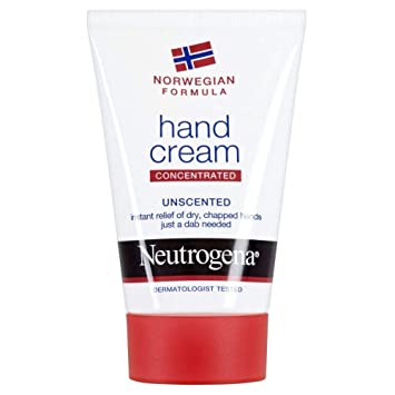 77adba13f55 Amazon.com   Neutrogena Norwegian Formula Hand Cream Unscented (50ml)    Beauty