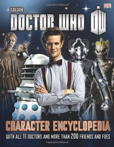 Timed for the series' fiftieth anniversary! A cult favorite around the world, Doctor Who is the longest-running science fiction television show of all time. Perfect for fans of the popular BBC show, the Doctor Who Character Encyclopedia has b...