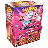 Product Of Charms Super Blow Pop, Bursting Berry, Count 100 - Sugar Candy / Grab Varieties & Flavors