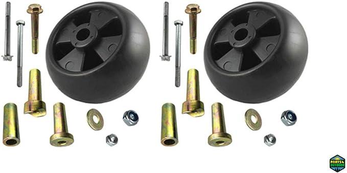 M111489 4 John Deere Deck Wheel OEM spec 5X2 A15 AM-116299 AM133602 Cadet M11149