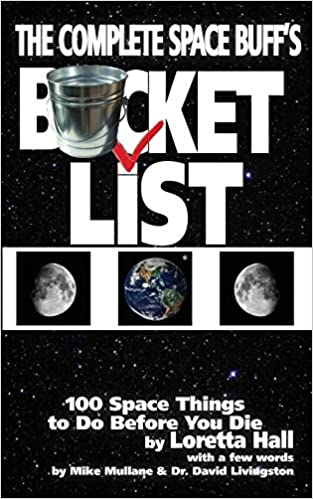 Book The Complete Space Buff's Bucket List