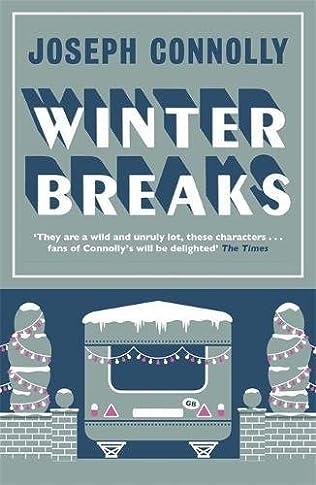 book cover of Winter Breaks