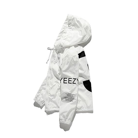Buy Men Windbreaker Jacket Yeezy Season
