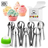 Russian Icing Piping Nozzles Cake Decoration Tips Home Baking DIY Tool