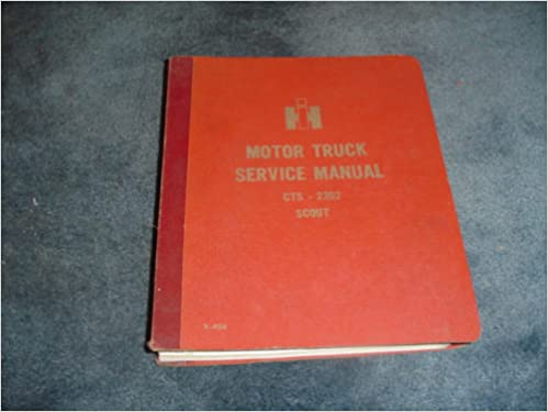 international 4700 service manual