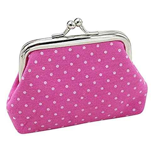 Noopvan Pink Clutch Wallet Mighty Holder Purse Wallet 2018 Small Womens Clearance Handbag Wallet Bag Coin Hot rwUrZqFxz