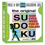 Original Sudoku Calendar 2011 by Nikoli Publishing (2010-06-15)