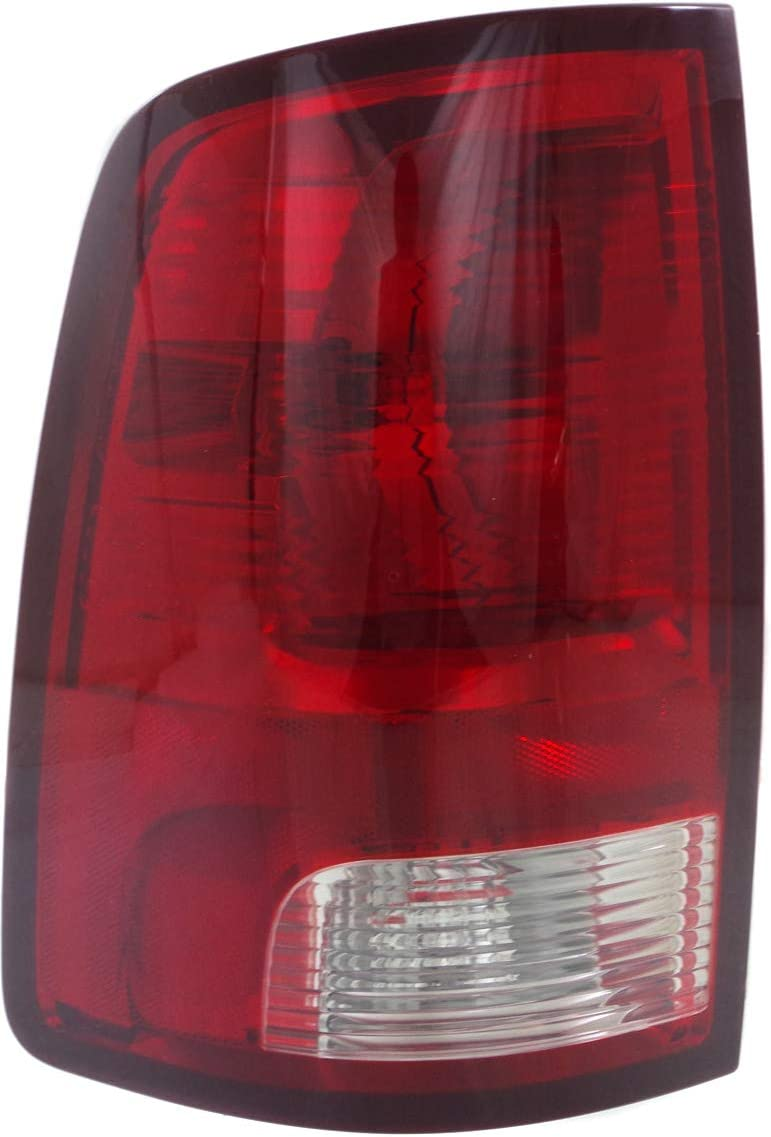 Tail Light Compatible for RAM FULL SIZE P//U 2009-2018 LH Assembly Standard Type CAPA