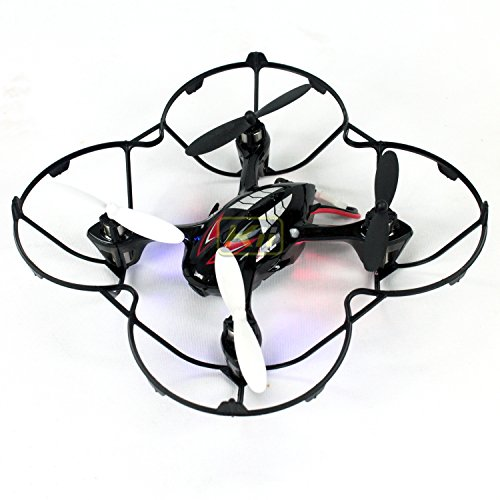 Drone with Camera - H6 Quadcopter RC Helicopter for sale (2nd Gen) - Stable Flight, Easy to Fly, HD 2MP 720p Aerial Photo Video, Headless Mode [USA Warranty + Tech Support]