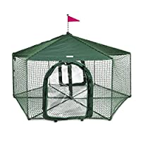 Gazebo Yard and Garden Outdoor Cat Enclosure