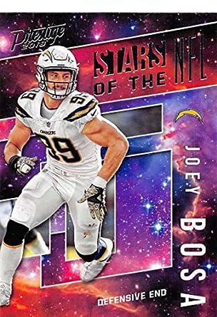 2018 Panini Prestige NFL Stars of the NFL  ST-JB Joey Bosa Los Angeles 8a5276740