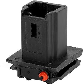 Suuonee Heckklappen Entriegelungsschalter 6554V5 ABS Heckklappen Entriegelungsschalter f/ür C3 C4 206 207