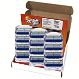 Gillette Fusion Manual Men's Razor Blade Refills, 12 Count, Mens Razors/Blades