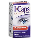 ICAPS MV Tablets 100 ea(Pack of 3) Review