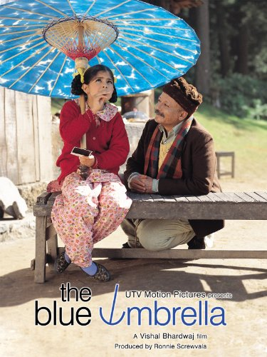 Amazon.com: The Blue Umbrella [Hindi with English Subtitles]: Pankaj