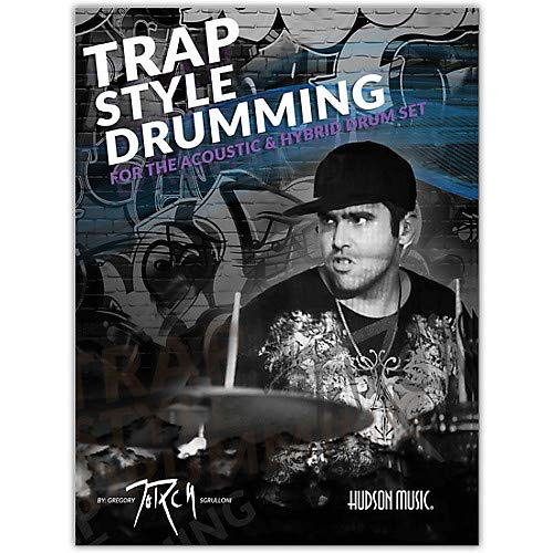 Traps Style Drumming - Book with Online Video and Audio Pack of 2