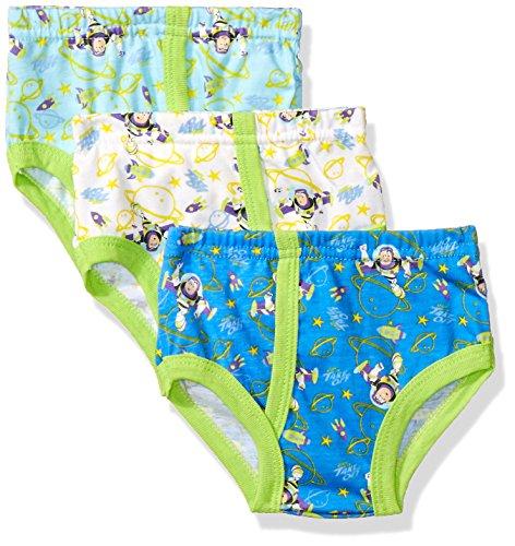 Disney TRUTOYS03 Calzones de Entrenamiento para Bebé-Niños, Multicolor, 3 A