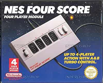 Amazon.com: NES Four Score: Video Games