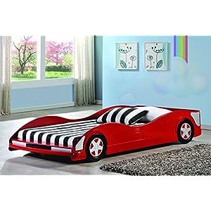 Donco Kids Race Car Bed 8
