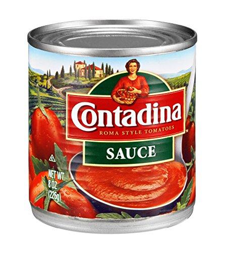 Contadina Tomato Sauce, 8 OZ (Pack of 24)