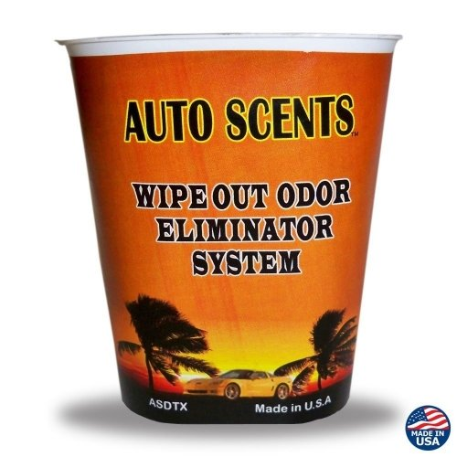 Auto Scents, Inc. Wipe Out Odor Eliminator System